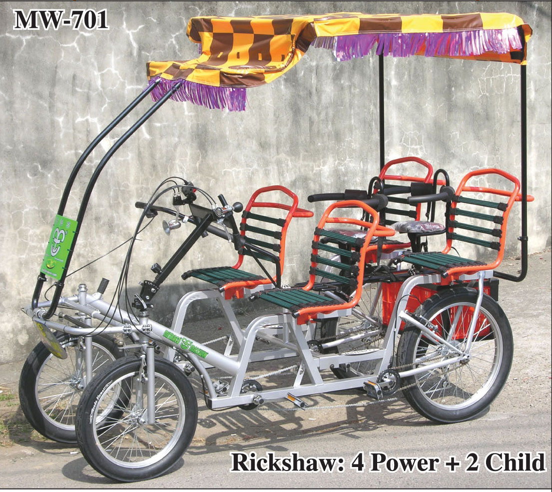 Electric Bikes For Sale >> Makers of Four Wheel Bicycles and Adult Trikes